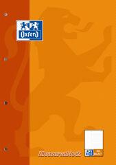 Bloc-notes A4 - 50 feuilles - Ligné
