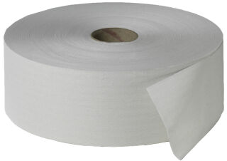 Fripa Papier hygiénique grand rouleau, 2 couches, blanc