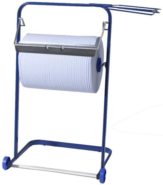 fripa d rouleur pour rouleau de nettoyant en m tal bleu achat vente fripa 6470043. Black Bedroom Furniture Sets. Home Design Ideas