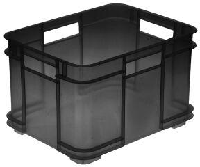 keeeper Caisse de rangement Euro-Box M 'bruno', 16 litres