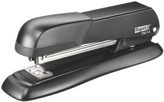 Rapid agrafeuse FM14, capacité d'agrafage: 25 feuilles, noir