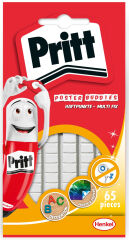 Pritt Pâte à fixer Multi-fix, détachable, blanc