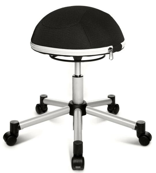 topstar fitness hocker 39 sitness half ball 39 blau achat vente topstar 70570085. Black Bedroom Furniture Sets. Home Design Ideas