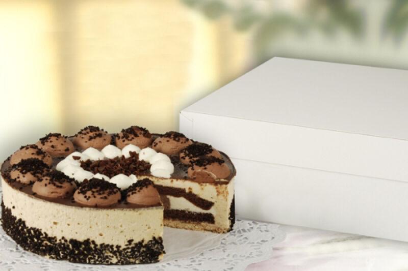 papstar bo tes en carton pour tartes avec couvercle. Black Bedroom Furniture Sets. Home Design Ideas