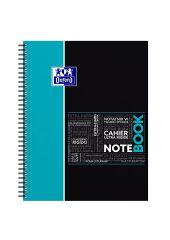 Bloc-notes NoteBook A4 - 80 feuilles - Ligné - Oxford