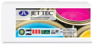 JET TEC Toner D1320CHC remplace Dell 593-10259, cyan