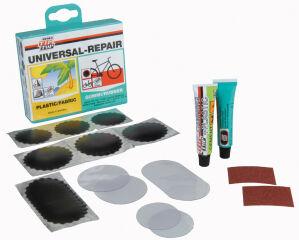 REMA TIP TOP Kit de réparation Universel, 16 pièces