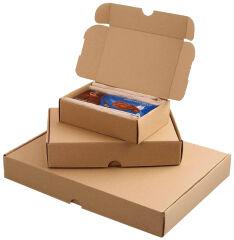 Smartboxpro Carton d'expédition maxi, (L)350x (P)250x (H)50