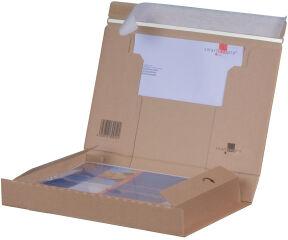 smartboxpro Carton d'expédition PACK BOX, format A+, marron