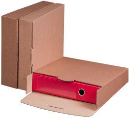 smartboxpro Carton d'expédition pour classeur,marron,(L)50mm