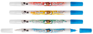 Pelikan Effaceur d'encre Super Sheriff 258MP, pointe