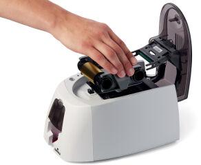 DURABLE Ruban encreur COLOUR pour imprimante de cartes