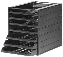 DURABLE Module de classement IDEALBOX BASIC 7 eco, 7 tiroirs
