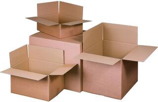 Carton ondulé pliable (x25), (L)195 x (l)145 x (H)90m - Smartboxpro
