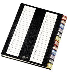 emey Trieur Tri-classeur série 11, A4, 32 compartiments,noir
