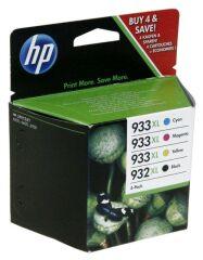 hp Encre hp 932XL + 933XL multipack couleur pour hp