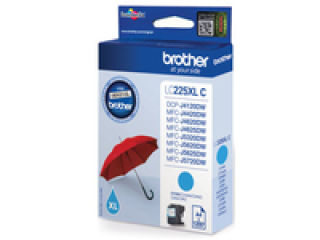 brother Encre pour brother MFC-J4420DW, cyan, HC