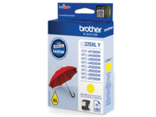 brother Encre pour brother MFC-J4420DW, jaune, HC