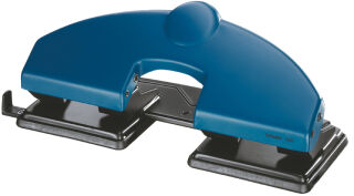 Esselte Perforateur 4 trous Q25, bleu