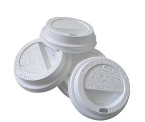 Eduscho Couvercle gobelet à café papier dur 'To Go', 0,2 l