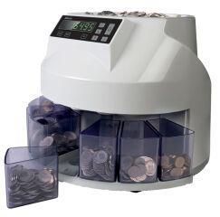 Compteuse Trieuse Pièces Euro Safescan 1250