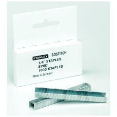 BOSTITCH Agrafes SP-10, 10 mm, contenu: 1.000 pièces