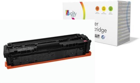 hp Toner no. 201X CF403X pour hp Color LaserJet, magenta, HC