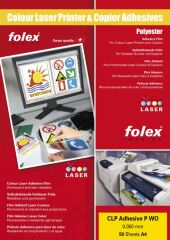 FOLEX Film laser couleur CLP Adhesives P WO, format A4