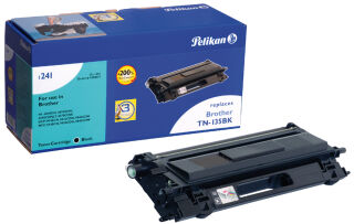 Pelikan Toner 1246HCy remplace brother TN-326Y, jaune