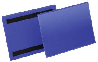 DURABLE Pochette d'identification, magnétique, 100 x 38 mm,