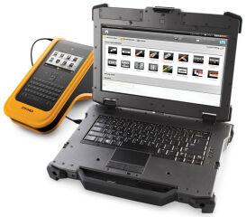 DYMO Imprimante d'étiquettes industrielles 'XTL 500',coffret