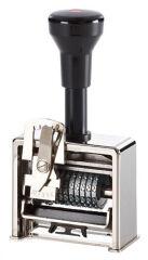 REINER Tampon numéroteur 'C1', 8 positions, chiffres: 4,5 mm