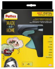 Pattex Pistolet à colle HOT PISTOL 'Made at Home'