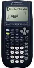 TEXAS INSTRUMENTS Calculatrice graphique TI-82 Advanced