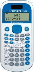 TEXAS INSTRUMENTS Calculatrice TI-Primaire Plus