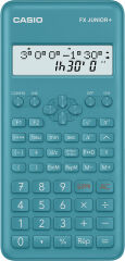 CASIO Calculatrice FX JUNIOR +-SA-EH