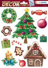Image pour fenêtre de Noël 'période de Noël' - HERMA