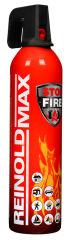 REINOLD MAX Spray extincteur 'STOP FIRE', contenu: 750 g