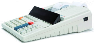 TRIUMPH-ADLER Calculatrice imprimante 121 PD Eco