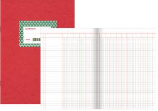 RNK Verlag Piqûre à colonnes, A4, 16 colonnes