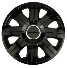 GOODYEAR Enjoliveur de roue 'Flexo', 16' (40,64 cm), noir