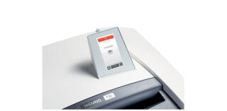 HSM Destructeur de documents SECURIO P36i, coupe en bandes: