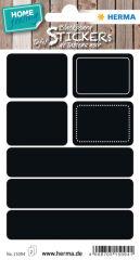 HERMA Etiquettes pour tableau HOME feeling 'rectangle'