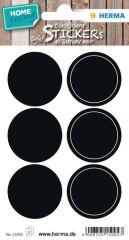 HERMA Etiquettes pour tableau HOME feeling 'cercles'
