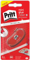 Pritt rouleau colle mini, permanent, 5,0 mm x 6 m