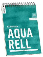 RÖMERTURM Bloc pour artistes 'AQUARELL', A4, 30 feuilles