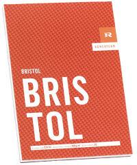 RÖMERTURM Bloc pour artistes 'BRISTOL', A3, 50 feuilles