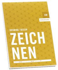 RÖMERTURM Cahier de dessin 'ZEICHNEN', A3, 80 pages