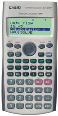 CASIO Calculatrice scientifique FC 100V