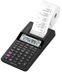 CASIO Calculatrice imprimante modèle HR-8 RCE-BK, noir